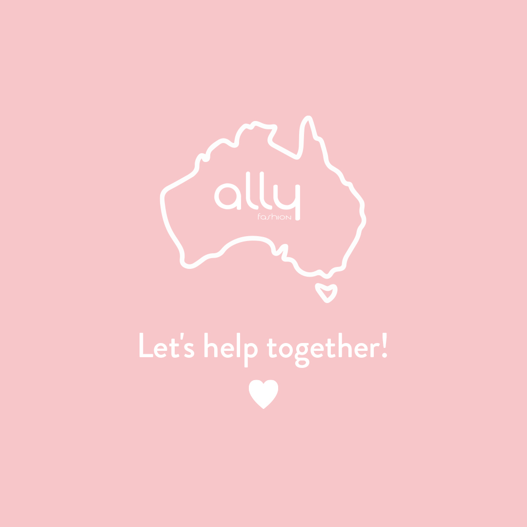 Ally Fashion Supporting NSW!